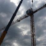 montaza i demontaza gradjevinskih kranova
